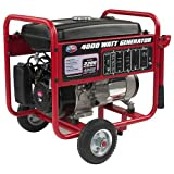 All Power America APGG4000, 3300 Running Watts/4000 Starting Watts, Gas Powered Portable Generator