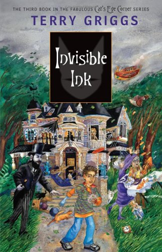 Invisible Ink (Cat's Eye Corner Series)