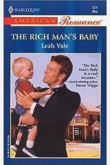 The Rich Man's Baby Mass Market Paperback