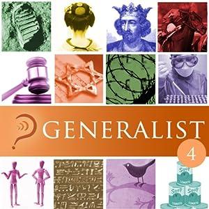 Generalist Audiobook