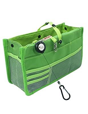 Dahlia Patented STURDY Handbag Purse Organizer Insert - 21 Components
