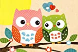 Sweet Owl - Hello Poster 36 x 24in