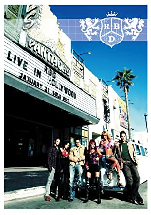 Amazon.com: Live in Hollywood: Rbd: Movies & TV