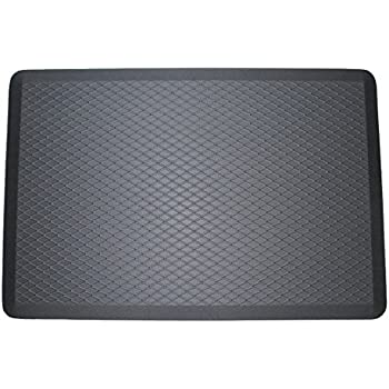 ComfortElite Anti Fatigue Mat | 24 X 36 X 3/4 Inch | Made In USA  Specifically For Long Time Standing Comfort | Commercial Grade Luxury Floor  Mat For Office ...