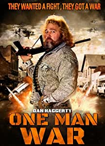 One Man War - starring Dan Haggerty (Grizzly Adams)