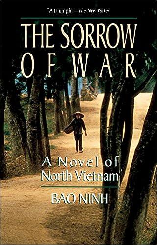 The Sorrow of War: A Novel of North Vietnam: Bao Ninh, Frank ...