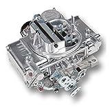 holly carburetors - Holley 0-80457S Model 4160 600 CFM Square Flange 4-Barrel Vacuum Secondary Electric Choke Carburetor