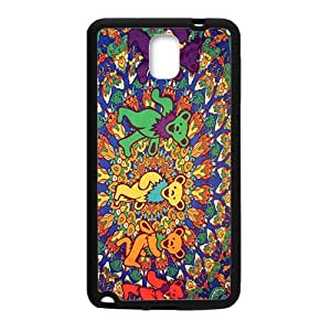 Grateful Dead Rock Band Black Samsung Galaxy Note3 case
