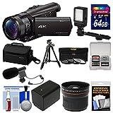 Sony Handycam FDR-AX100 Wi-Fi 4K HD