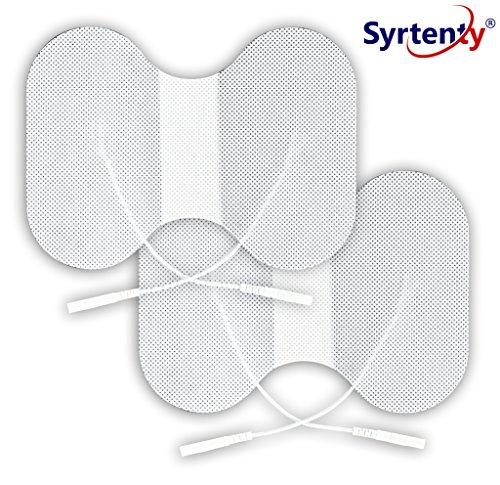 Premium Electrodes - Syrtenty Premium TENS Unit Electrodes 4.5