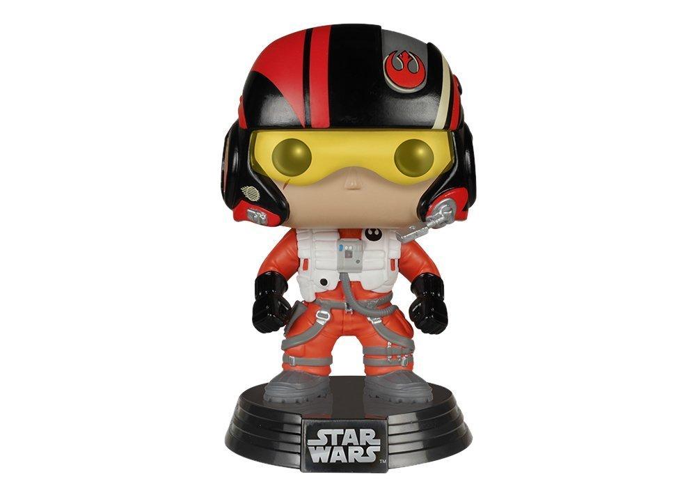 Star Wars Figura de vinilo Poe Dameron Funko