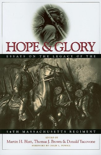 Books : Hope and Glory: Essays on the Legacy of the 54th Massachusetts Regiment