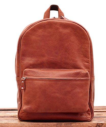 sac pour LE vintage cuir MARIUS en MARIOL Naturel loisirs dos à PAUL école style wzfzq
