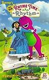 Barney's Rhyme Time Rhythm [VHS]