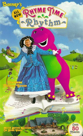 Barney's Rhyme Time Rhythm [VHS] by Universal Studios Home Entertainment
