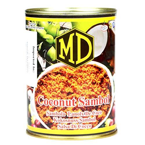 MD Coconut Sambol 500g (Food Lankan Sri)