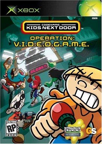 CODENAME: Kids Next Door- OPERATION: V.I.D.E.O.G.A.M.E. - ()