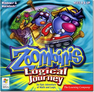 Price comparison product image Zoombinis - Logical Journey