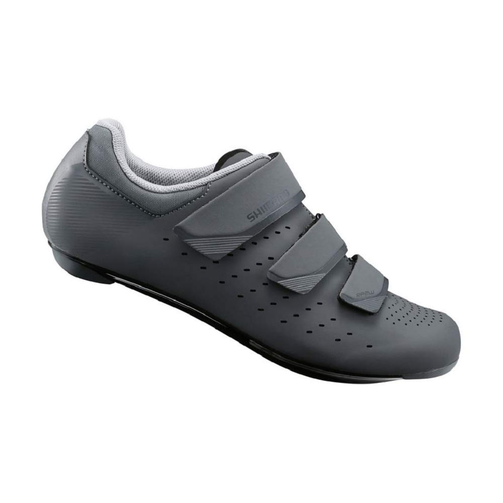 SHIMANO SH-RP201 LSG Series Performance On Road Cycling Women's Bicycle Shoes; Gray; 40 by SHIMANO