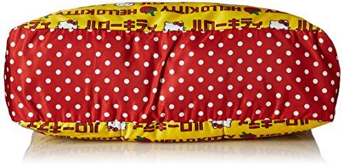 Ju-Ju-Be Hello Kitty colección súper Be cremallera Tote bolsa de pañales, rayas de fresa