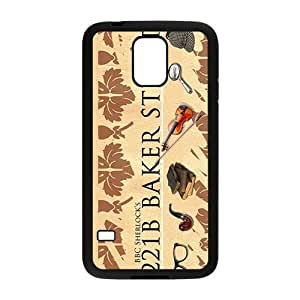 221B BAKER STREET Cell Phone Case for Samsung Galaxy S5 by kobestar