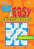 Big & Easy Crosswords Puzzle Book - Volume 17