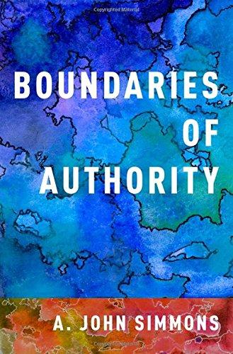 Boundaries of Authority