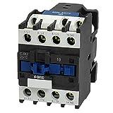 Baomain AC Contactor CJX2-2510 3 Pole NO N/O 660V 15KW 220V Coil Motor Controler