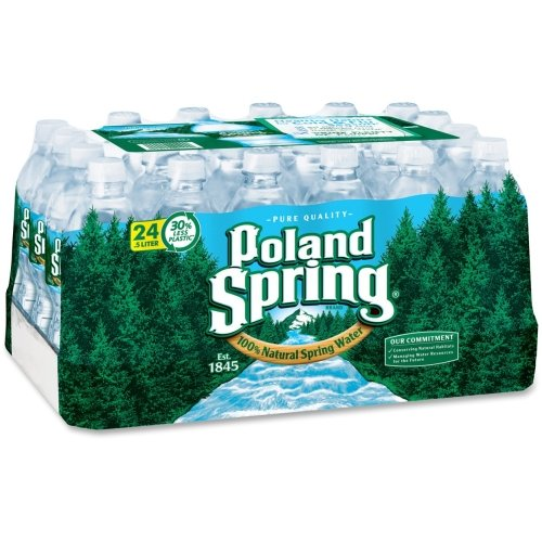 NLE75720438662 - Nestle Bottled Spring Water
