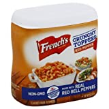 French's Crunchy Toppers Red Pepper 5 oz