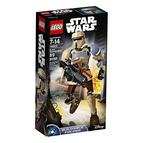 LEGO Scarif Stormtrooper Building Pieces