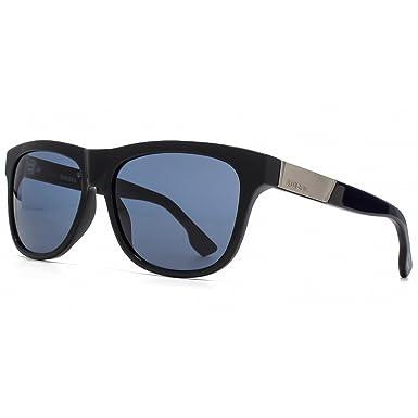 05e76feaa9 Diesel Women s Dl0085 Wayfarer Sunglasses  Amazon.co.uk  Clothing