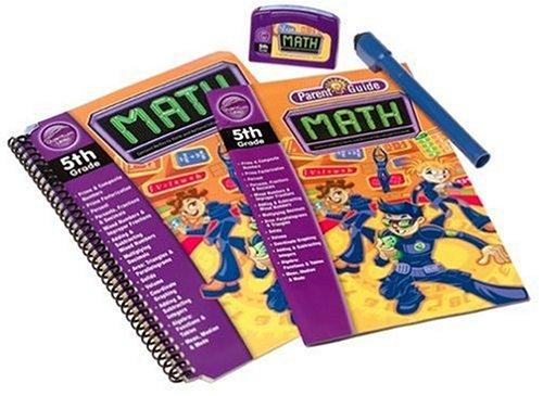 Quantum Pad Library: 5th Grade LeapPad Book: Math