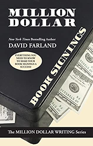 book cover of Million Dollar Book Signings