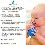 CaaOcho Pure Natural Rubber Baby Bath Toy - Kala