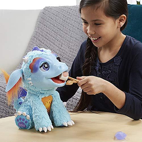 Hasbro, B5142, Furreal Friends, Torch My Blazing Dragon. Plush by Hasbro (Image #8)