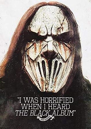 Desconocido Mick Thomson Slipknot Póster Foto The Gray ...