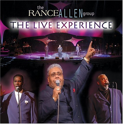 The Live Experience by ALLEN,RANCE GROUP