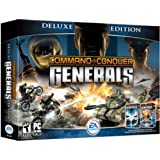 Command & Conquer: Generals Deluxe - C&C Generals & Zero Hour Expansion Pack [import anglais]