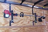 1 Place Trimmer Rack for Enclosed Trailers (PK-5 -6S) by Pack'em Racks