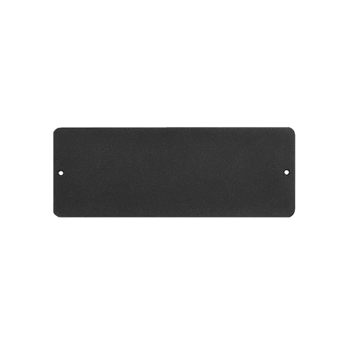 9x24 cm Beige KalaMitica Steel Magnetic Chalkboard