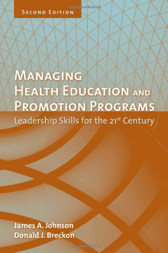 Managing Health Education+Promotion...