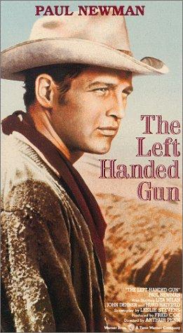 The Left-Handed Gun [VHS]
