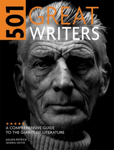 - 501 Great Writers: A Comprehensive Guide to the Giants of Literature