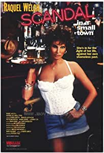 Scandal in a Small Town [VHS]