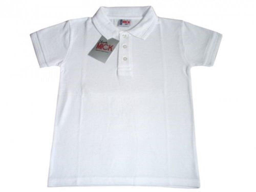 Laika Designs School Uniform bambini e bambine Pique-Maglietta Polo da uomo