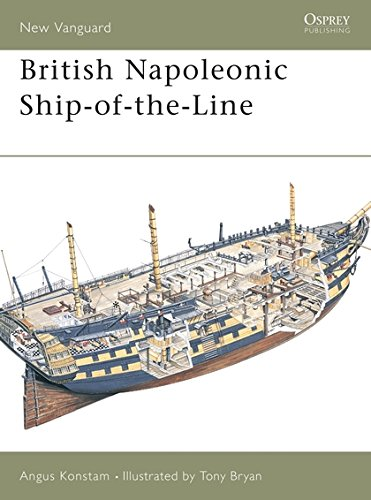 British Napoleonic Ship-of-the-Line (New - Line British