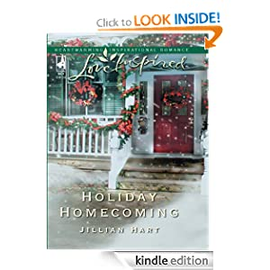 Holiday Homecoming Jillian Hart
