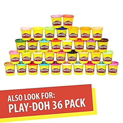 Play-Doh Disney Pixar Cars Lightning McQueen, Ages 3 and up( Exclusive): Toys & Games