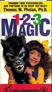 1-2-3 Magic: Managing Difficult Behavior in Children 2-12 [VHS]
